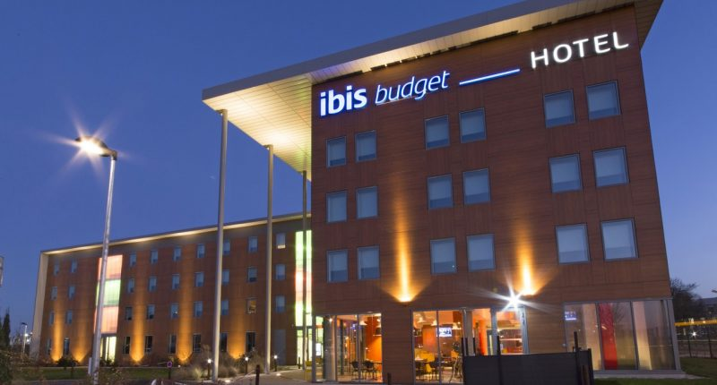 Hôtel Ibis Budget - Aéroport Lyon Saint Exupéry - 9 Février 2015