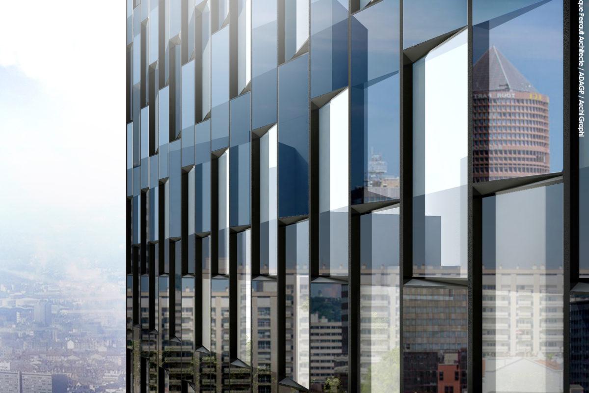 Detail façade