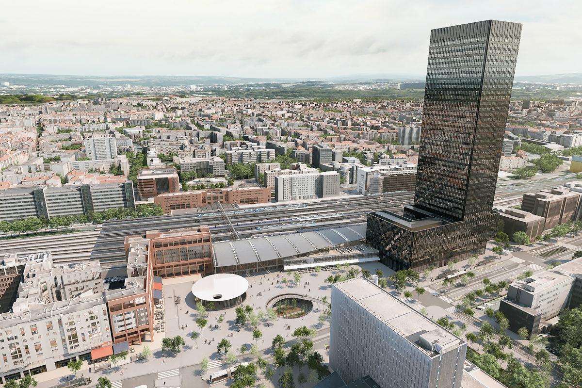 vue Place Béraudier_SPL_01-@ArchiGraphi